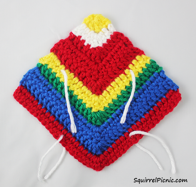 Pedro the Parrot crochet pattern | Crochet patterns amigurumi ... | 767x800