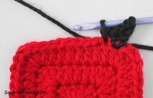 Crochet Unlikely Friend Bird by Squirrel Picnic 3