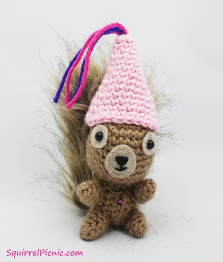 Podge's Princess Hat Pattern by Squirrel Picnic
