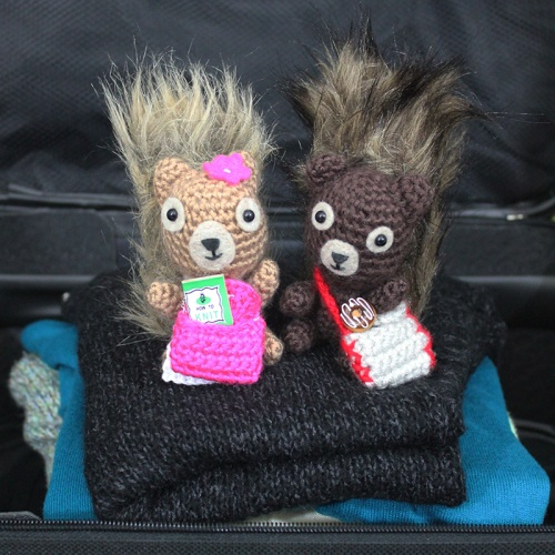 Hodge and Podge Go to New York 2