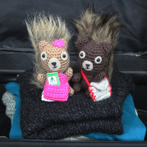 Hodge and Podge Go to New York 3