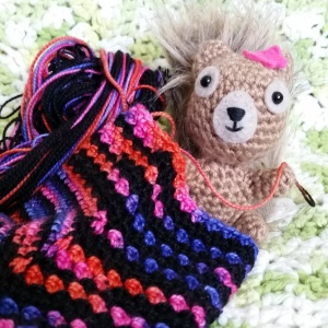 Squirrel Picnic's Year of the Sock February 6
