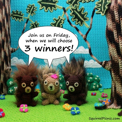 Big Acorn Race March Giveaway 2