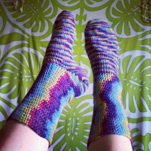 Year of the Sock: April