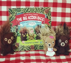 The Big Acorn Race