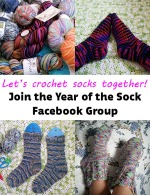 Year of the Sock FB Group Banner