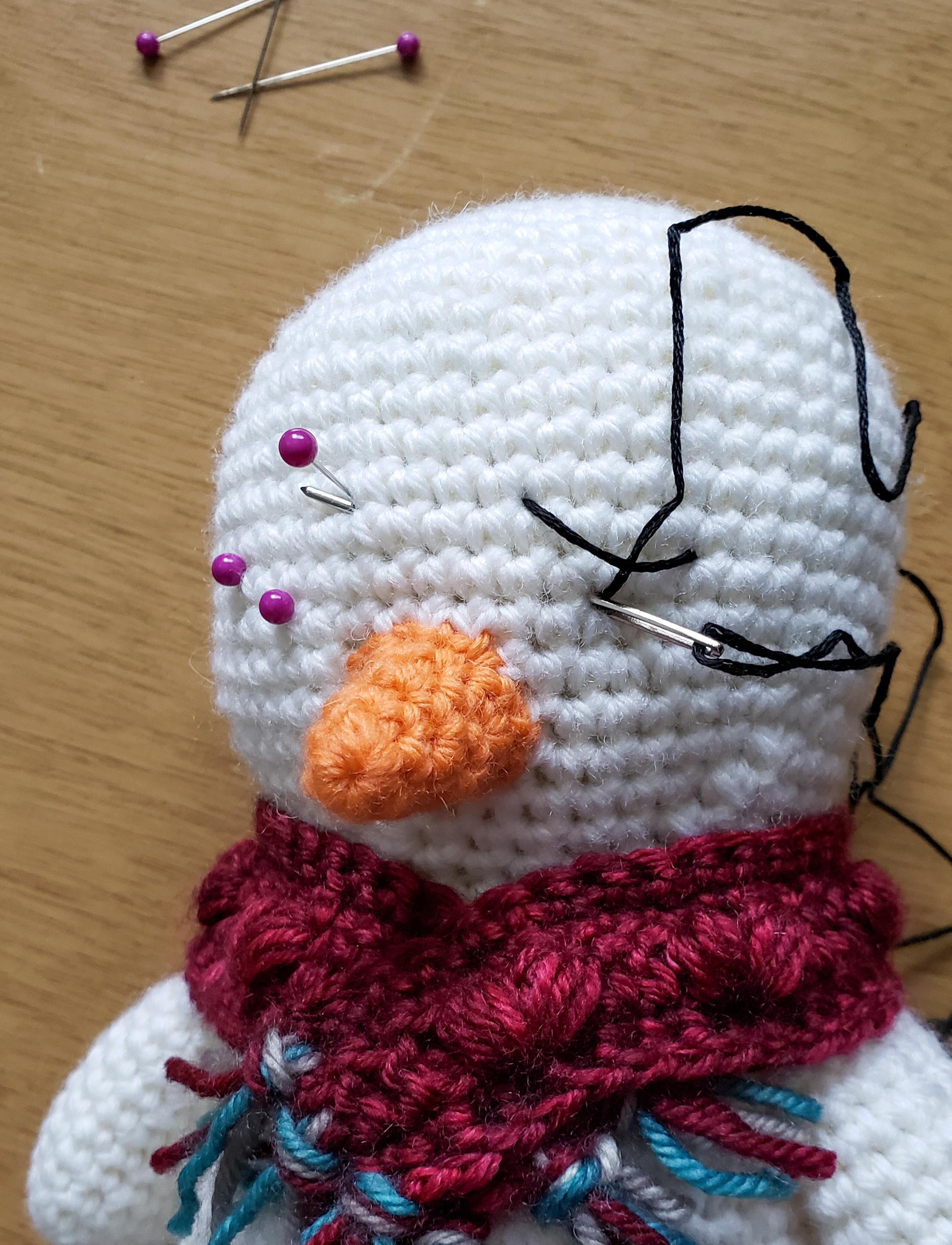 My Crochet Stuff - Amigurumi Sugar Skull - Wattpad | 2915x2229