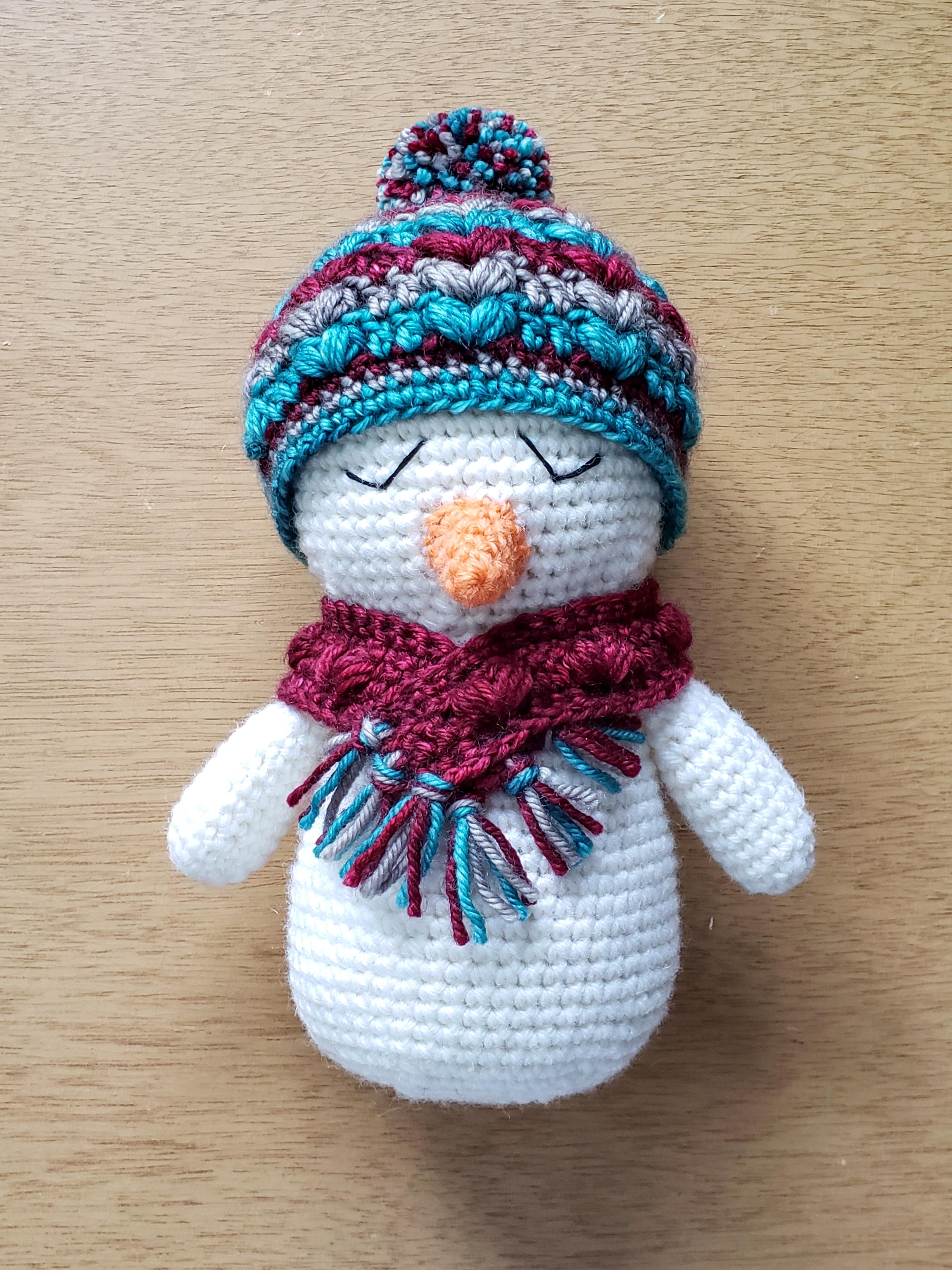 Ravelry: Winter Bunny pattern by Sharon Ojala | 2940x2205